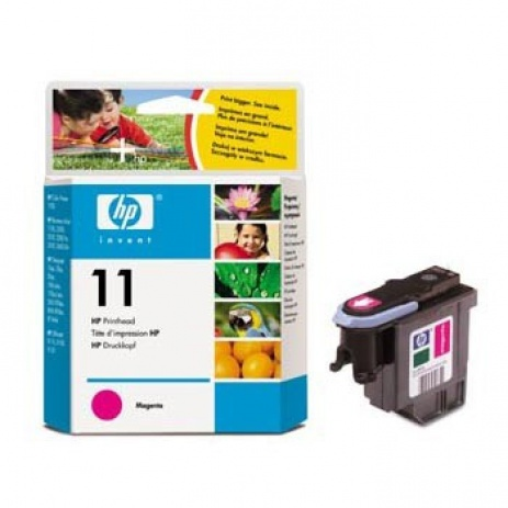 HP 11 C4812A magenta original print head