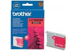 Brother LC-1000M purpurowy (magenta) tusz oryginalna