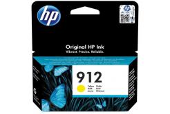 HP 912 3YL79AE žlutá (yellow) originální cartridge