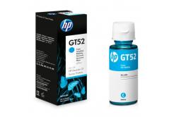 HP č.GT52, M0H54AE azurová (cyan) samostatný inkoust