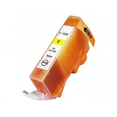 Canon CLI-526Y żółty (yellow) tusz zamiennik