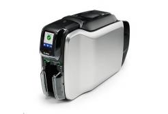 Zebra ZC300 tiskárna karet, oboustranná, USB/Ethernet, ISO HiCo/LoCo Mag S/W Selectable