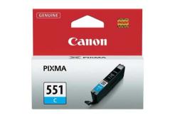 Canon CLI-551C azurová (cyan) originální cartridge