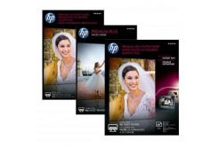 """HP CR676A Premium Plus Glossy Photo Paper, foto papír, lesklý, bílý, 13x18cm, 5x7"""", 300 g/m2, 20ks"""