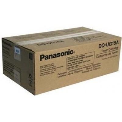 Panasonic DQ-UG15PU černý (black) originální toner
