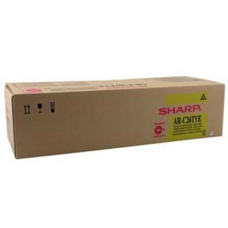 Sharp AR-C26TYE fekete (black) eredeti toner