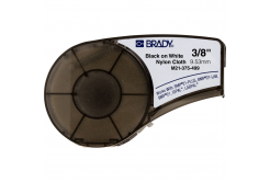 Brady M21-375-499 / 110893, Nylon Cloth pásky, 9.53 mm x 4.88 m