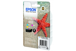 Epson 603 CMY originální sada