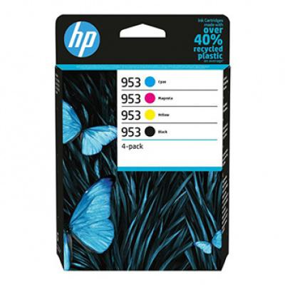HP originální ink 6ZC69AE, CMYK, HP 953, HP Officejet Pro 8218,8710,8720,8740