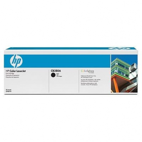 HP 823A CB380A black original toner