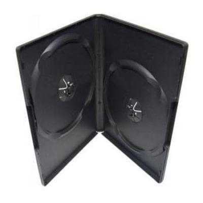 BOX na 2 DVD černý