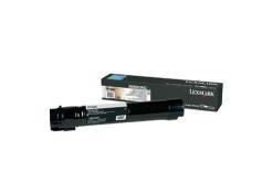 Lexmark X950X2KG fekete (black) eredeti toner
