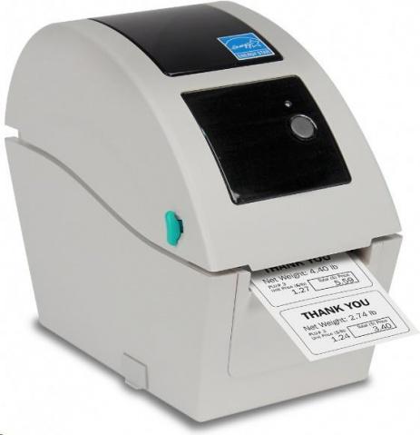 TSC TDP-225 99-039A001-42LF drukarka etykiet, 8 dots/mm (203 dpi), disp., TSPL-EZ, USB, Ethernet