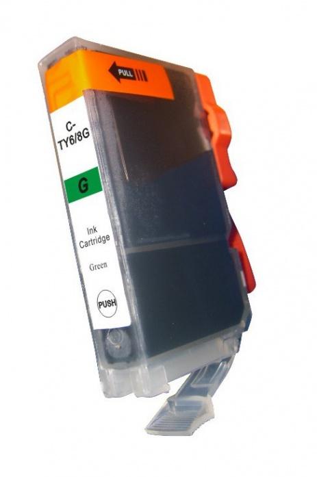 Canon BCI-6G green compatible cartridge