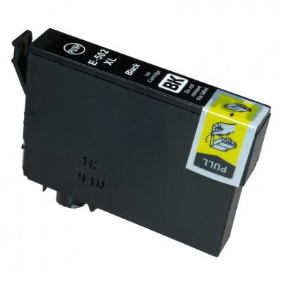 Epson 502XL T02W140 černá (black) kompatibilní cartridge