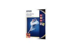 Epson S041944 Ultra Glossy Photo Paper, foto papír, lesklý, bílý, R200, R300, R800, RX425, RX500, 13x18cm, 50Ks