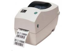 Zebra TLP2824 Plus 282P-101522-040 tiskárna štítků, 8 dots/mm (203 dpi), řezačka, RTC, EPL, ZPL, USB, print server (ethernet)