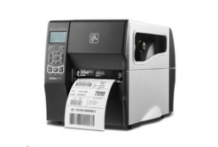 Zebra ZT230 ZT23043-D1E000FZ tiskárna štítků, 12 dots/mm (300 dpi), odlepovač, display, ZPLII, USB, RS232
