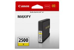 Canon PGI-2500 Y žlutá (yellow) originální cartridge