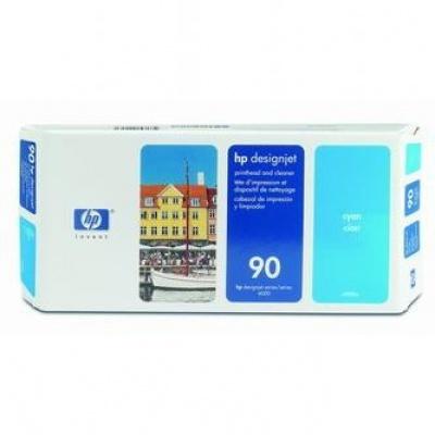 HP 90 C5055A błękitny (cyan) głowica drukująca zamiennik
