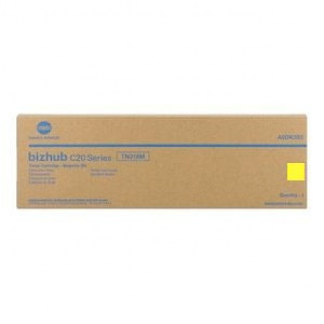 Konica Minolta TN-318Y yellow original toner