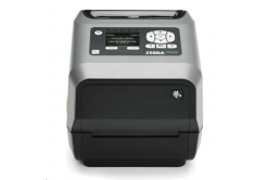 """Zebra ZD620 ZD62143-T1EL02EZ TT tiskárna štítků, 4"""" LCD 300 dpi, odlepovač, BTLE, USB, USB Host, RS232,LAN, WLAN & BT"""