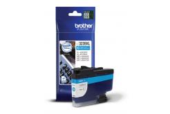Brother LC-3239XLC azurová (cyan) originální cartridge