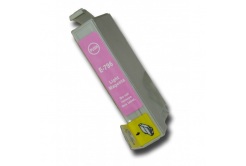 Epson T0796 svtle purpurová (light magenta) kompatibilná cartridge