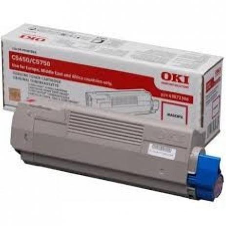 OKI 43872306 magenta original toner