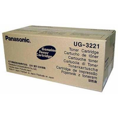 Panasonic UG-3221 černý (black) originální toner