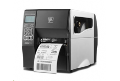 Zebra ZT230 ZT23043-T2E200FZ TT tiskárna štítků, 300 DPI, RS232, USB, INT 10/100, řezačka WITH CATCH TRAY