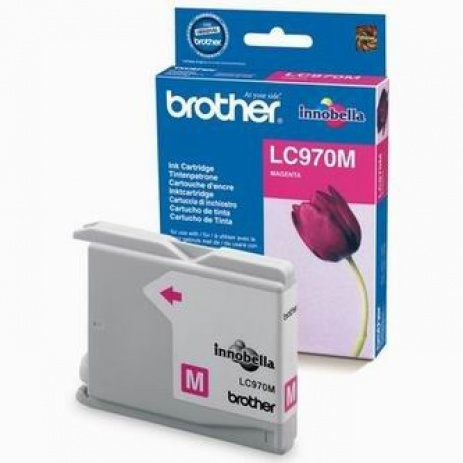 Brother LC-970M magenta original ink cartridge