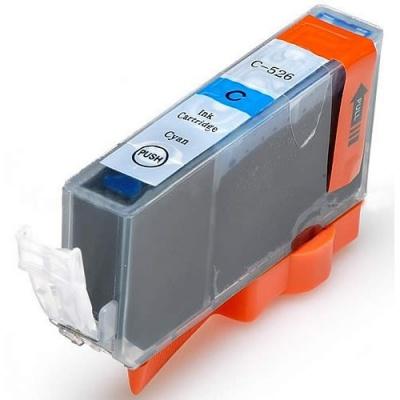 Canon CLI-526C azurová (cyan) kompatibilní cartridge