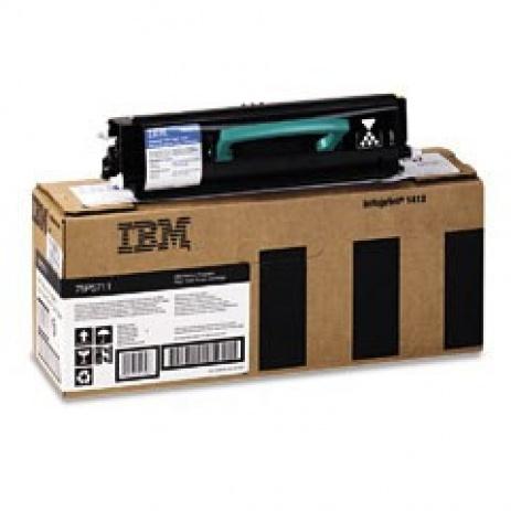 IBM 75P5711 čierný (black) originálný toner