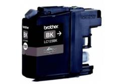Brother LC-123BK dualpack černá (black) originální cartridge