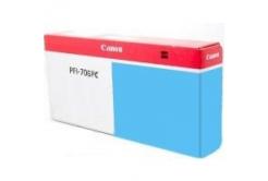 Canon PFI-706PC foto azúrová (photo cyan) originálna cartridge
