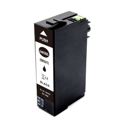 Epson 405XXL T02J1 černá (black) kompatibilní cartridge