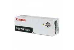 Canon C-EXV14 fekete (black) eredeti toner