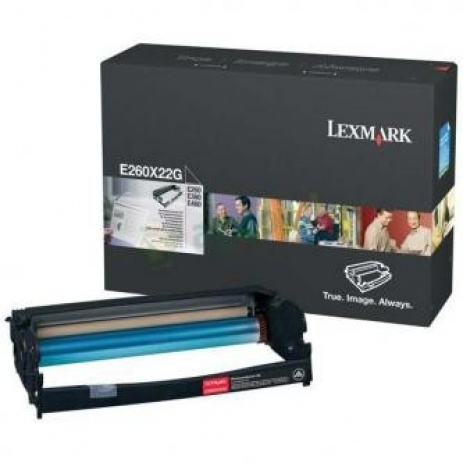 Lexmark E260X22G negru (black) drum original