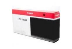 Canon PFI-706Bk čierna (black) originálna cartridge