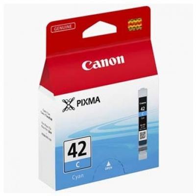 Canon CLI-42C azurová (cyan) originální cartridge, výprodej