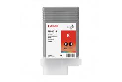 Canon PFI-101R, 0889B001 červená (red) originální cartridge