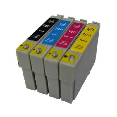 Epson T1815 multipack kompatibilní cartridge