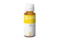 HP GT52 M0H56AE žlutá (yellow) originální cartridge