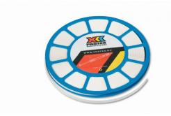 Partex PP+06300SN9, bílá páska, 17m, PVC PP+ pásek