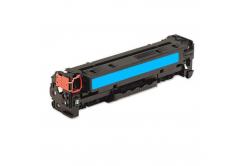 HP CE741A azuriu (cyan) toner compatibil