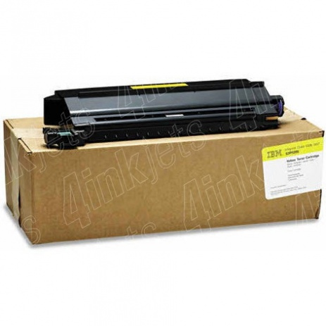 IBM 53P9395 yellow original toner