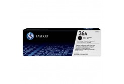HP 36A CB436A black original toner