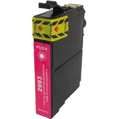 Epson T2993 purpurová (magenta) kompatibilní cartridge