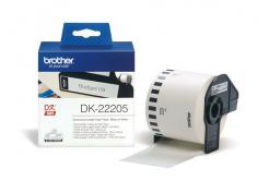 Brother DK-22205, 62mm x 30,48m, papírová role